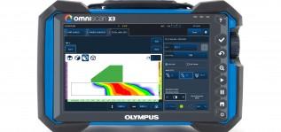 Olympus представила новый дефектоскоп OmniScan X3