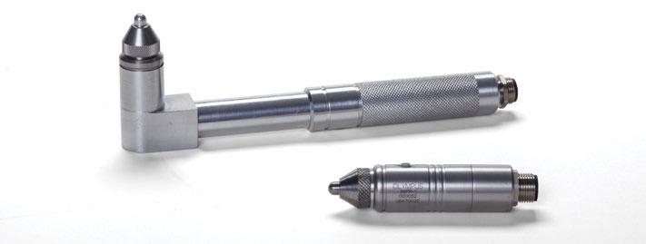 Прямой и Г-образный магнитные преобразователи со съемными защитными колпачками