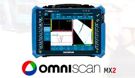 Olympus NDT OmniScan MX2